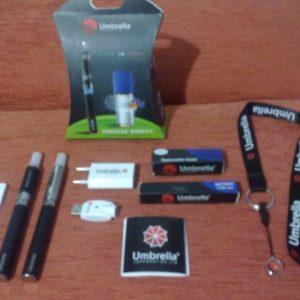 2 Električne cigarete Prestige Energy