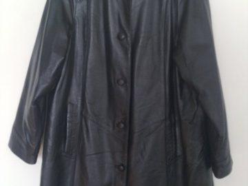 Kožna jakna (ženska, 100% koža, L)