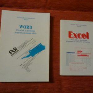 Word, Excel, Zadaci i rješenja