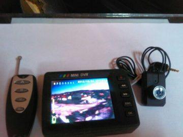 Špijunska kamera dugme