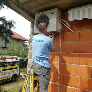 AKCIJA/Daikin INVERTER Wi-Fi klima uredjaji Banja Luka Elektromont 065 566 141