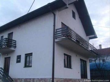 Prodajem kucu na UBU ili menjam za stan u Beogradu